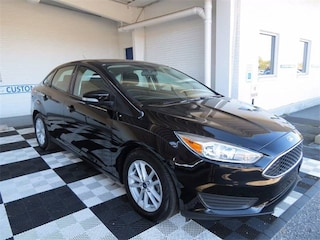 Used 2016 Ford Focus SE Sedan in Sumter, SC