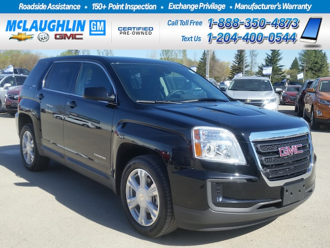 2017 GMC Terrain *Low Kms*Keyless Ent*Back Up*BTooth/CD*AWD SUV