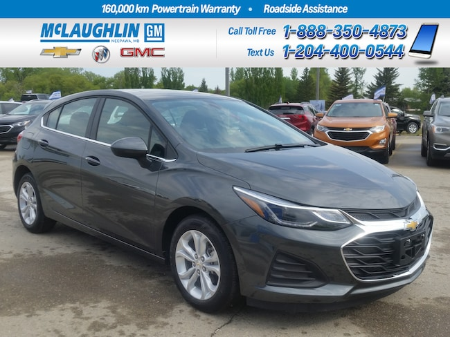 2019 Chevrolet Cruze LT True North Edition Hatchback