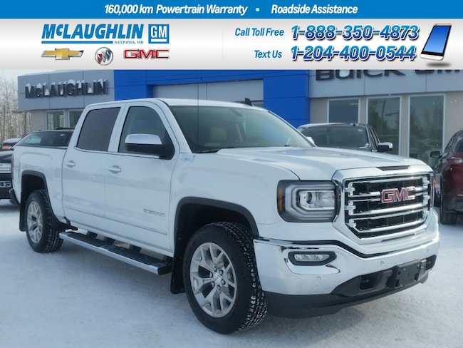 2018 GMC Sierra 1500 SLT *Blowout Pricing*Loaded*Beaut Cocoa Lthr Int*& More Truck Crew Cab