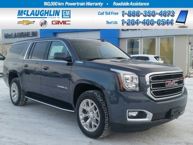 2019 GMC Yukon XL SLT *Beaut Loaded*Prem Htd Lthr*Back Up*Moonroof*More SUV