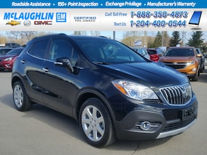 2015 Buick Encore *New Cond*Low Kms*Loaded*Htd Lthr*Moonroof*AWD