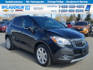 2015 Buick Encore *New Cond*Low Kms*Loaded*Htd Lthr*Moonroof*AWD SUV