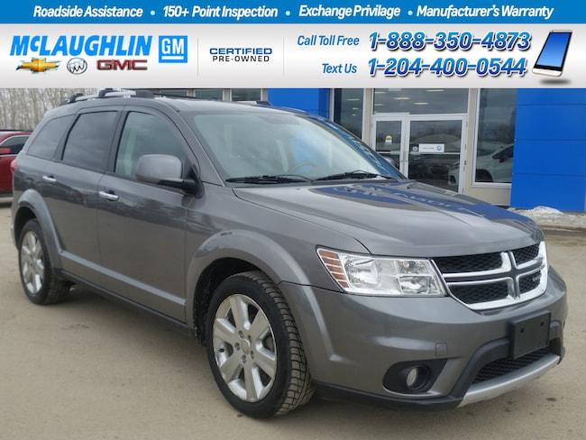 2012 Dodge Journey *Low Kms *Rem St *Htd Lthr *Back Up *BTooth *AWD SUV