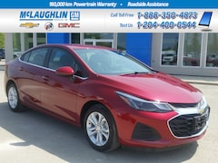 2019 Chevrolet Cruze True North Edition Sedan