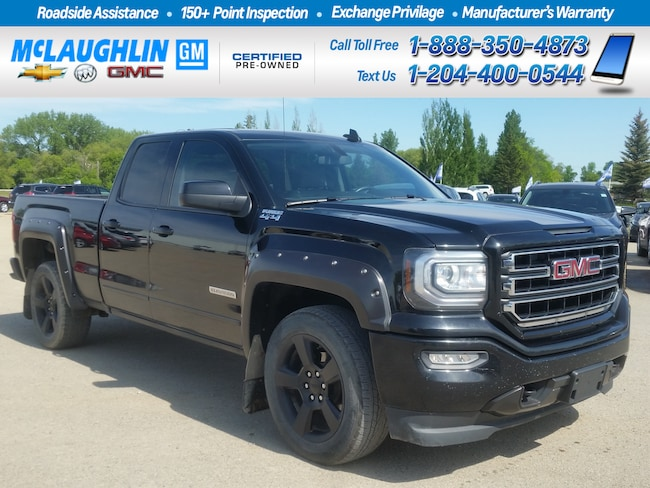 2016 GMC Sierra 1500 *Elevation*Rem Start*Back Up Cam*Radio Data*4X4 Truck Double Cab