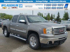 2012 GMC Sierra 1500 *Short Box *Rem S t*Htd Lthr *Radio/Mp3/CD *4X4 Truck Crew Cab