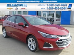 2019 Chevrolet Cruze  *Rem St *Htd Seats & Steer Wheel *Back Up *& More Hatchback