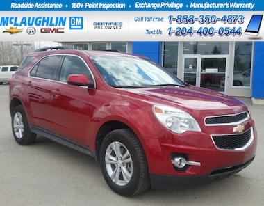 2014 Chevrolet Equinox *Rem St *Htd Seats *Back Up Cam *BTooth *AWD SUV