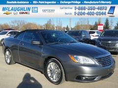 2013 Chrysler 200 Convertible *Remote Start *Htd Seats *MP3 Decoder *FWD Convertible