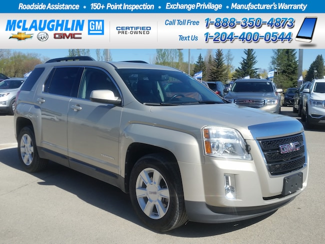 2011 GMC Terrain *Rem St *Htd Lthr *Rear View Back Up *Bltooth *AWD SUV
