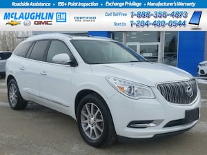 2016 Buick Enclave *Rem St *Htd Lthr *Back Up Cam *Bluetooth *AWD
