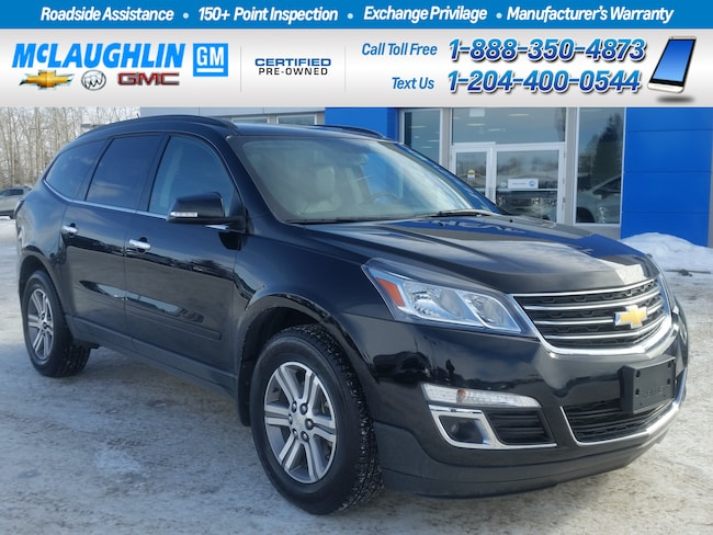2016 Chevrolet Traverse *Rem St *Htd Lthr *Back Up Cam *Bluetooth *AWD SUV