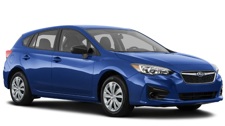 2020 Subaru Impreza 5 door  in  Blue