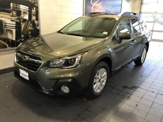 Featured 2019 Subaru Outback 2.5i Premium SUV for sale in Moline, IL
