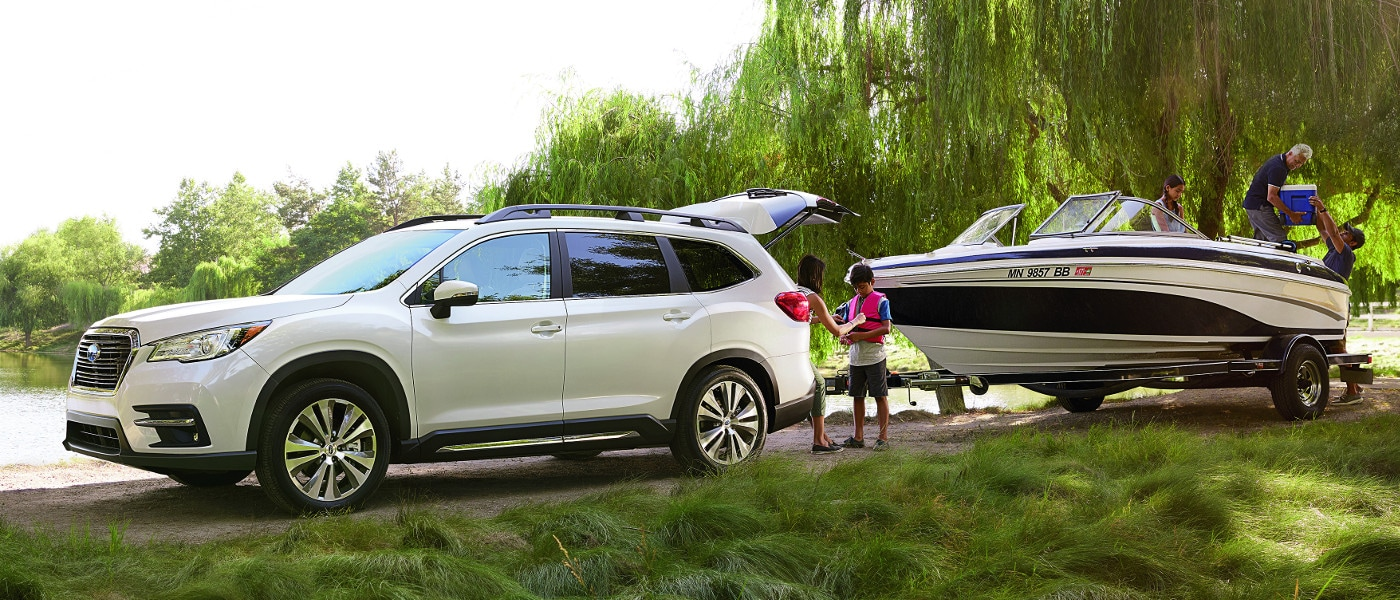 2020 Subaru Ascent Trim Levels: Premium vs. Limited vs ...
