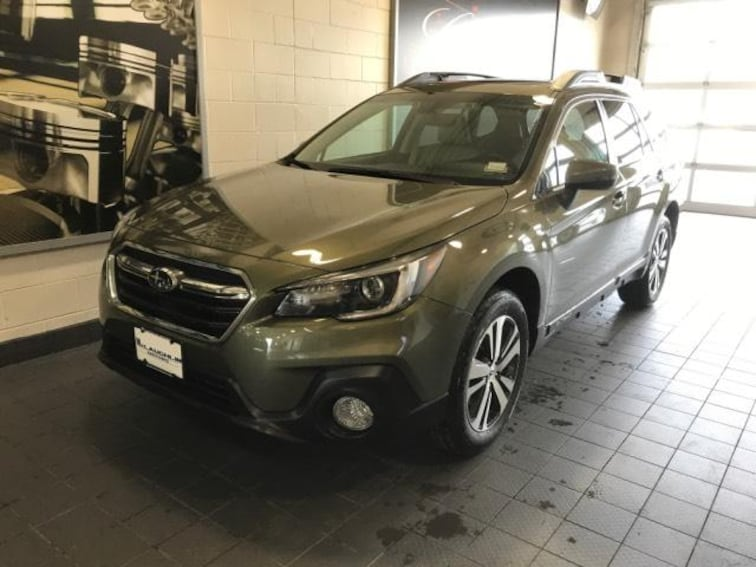 New 2019 Subaru Outback 2.5i Limited SUV in Moline, IL
