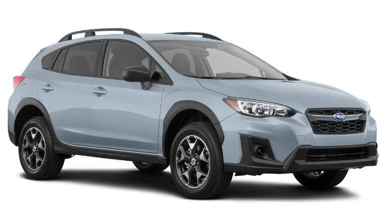 2020 Subaru Crosstrek in Cool-Gray Khaki