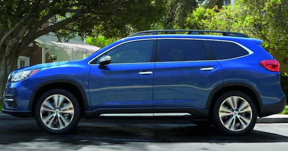2020 Subaru Ascent Features Lease Offer Color Options