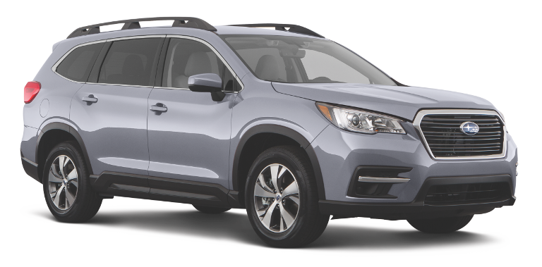 Grey 2020 Subaru Ascent Premium