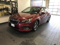 New 2019 Subaru Legacy 2.5i Limited Sedan 4S3BNAN60K3023132 in Moline, IL