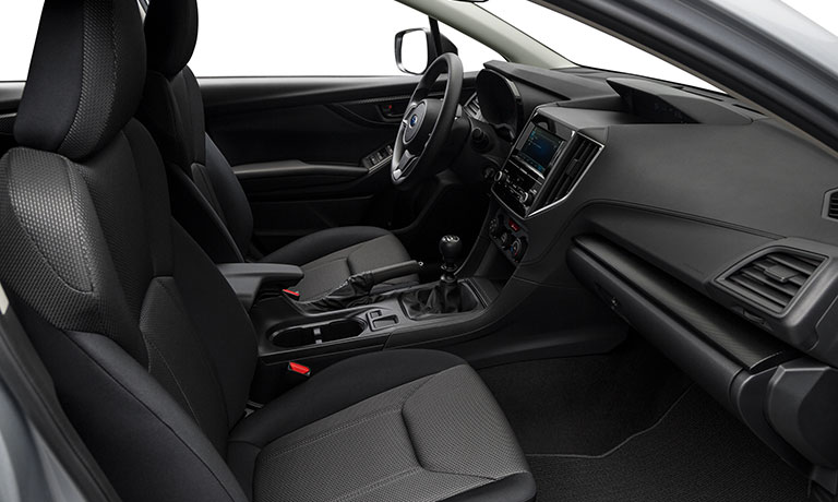 2019 Subaru Crosstrek 2.0i interior seating