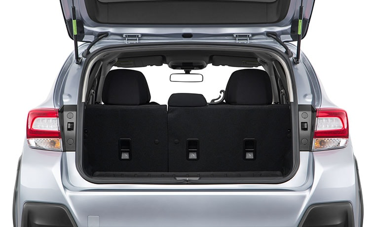 2019 Subaru Crosstrek 2.0i interior cargo space