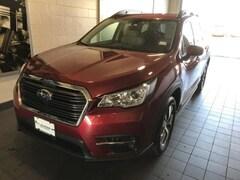 New 2019 Subaru Ascent Premium 7-Passenger SUV 4S4WMAFD1K3448033 in Moline, IL