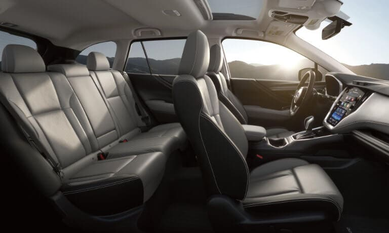 2021 Subaru Outback interior side view