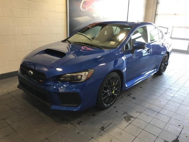 Featured 2019 Subaru WRX STI Sedan for sale in Moline, IL