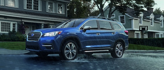 2020 Subaru Ascent Trim Levels Premium Vs Limited Vs Touring