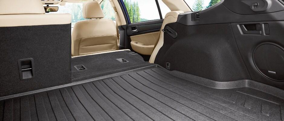 2018 Subaru Outback Interior Dimensions Features Mclaughlin Subaru