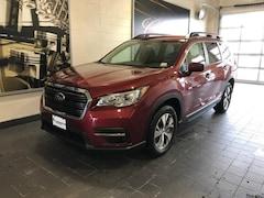 New 2019 Subaru Ascent Premium 7-Passenger SUV 4S4WMAFD7K3449560 in Moline, IL