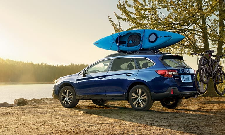 2019 Subaru Outback Towing Capacity