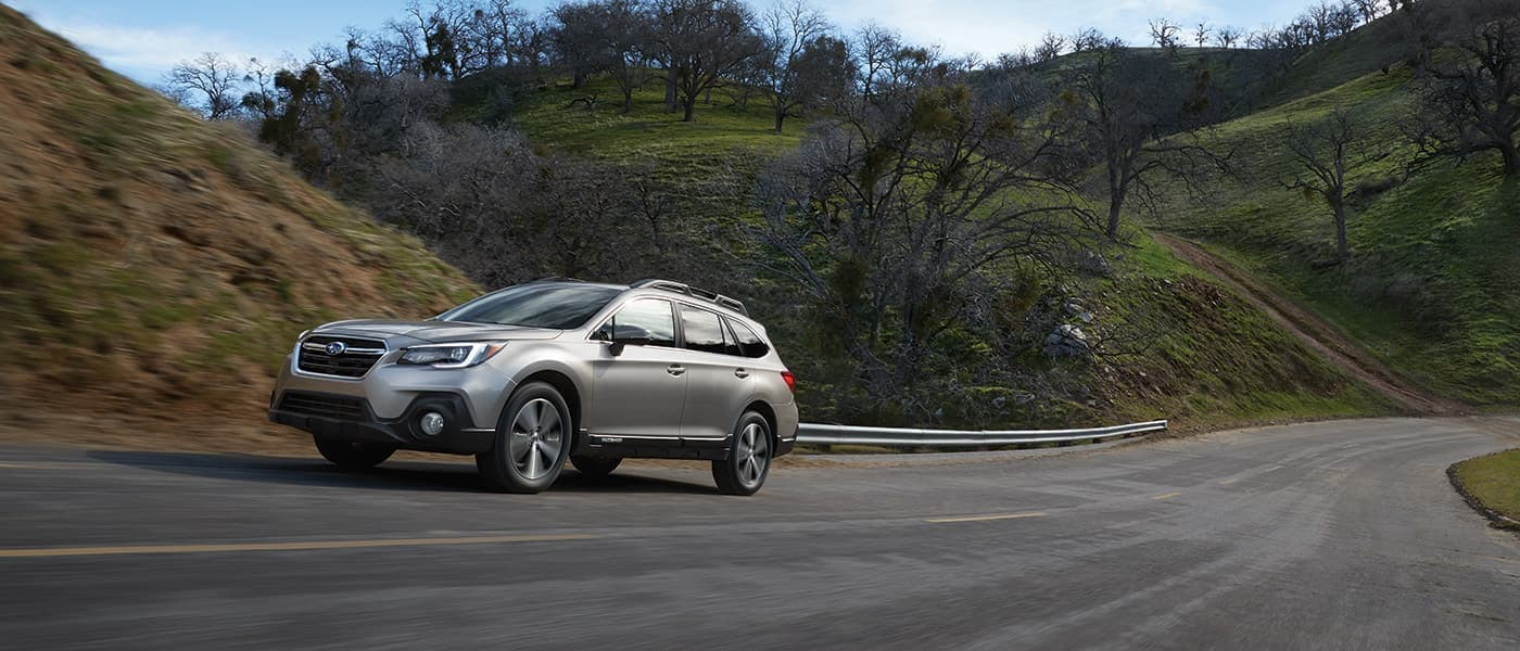 2019 subaru outback towing capacity