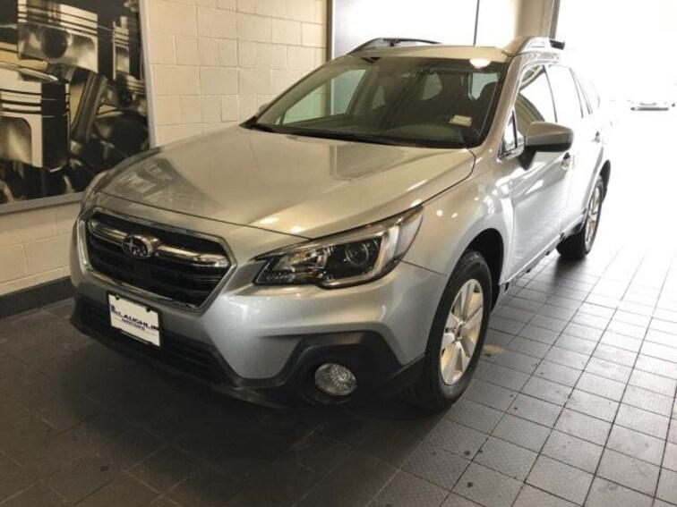 New 2019 Subaru Outback 2.5i Premium SUV in Moline, IL