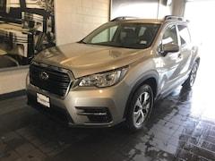 New 2019 Subaru Ascent Premium 7-Passenger SUV 4S4WMAFD8K3455335 in Moline, IL