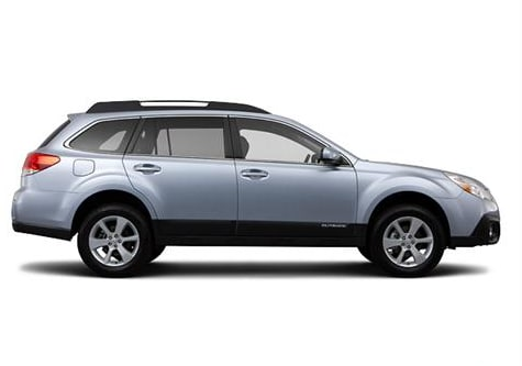 One Distinct Advantage That The Subaru Outback Has Over Many Of Its Competitors It Driver Visibility When You Look At The Pictures Above You Will Notice