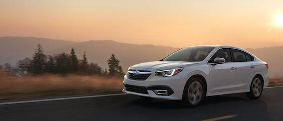 2020 Subaru Legacy Premium Vs Sport Vs Limited