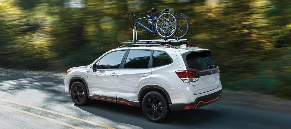 2019 Subaru Forester Trims Premium Vs Sport Vs Limited Vs Touring