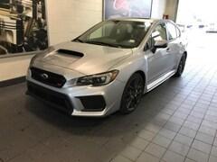 New 2019 Subaru WRX STI Limited Sedan JF1VA2Y60K9821319 in Moline, IL
