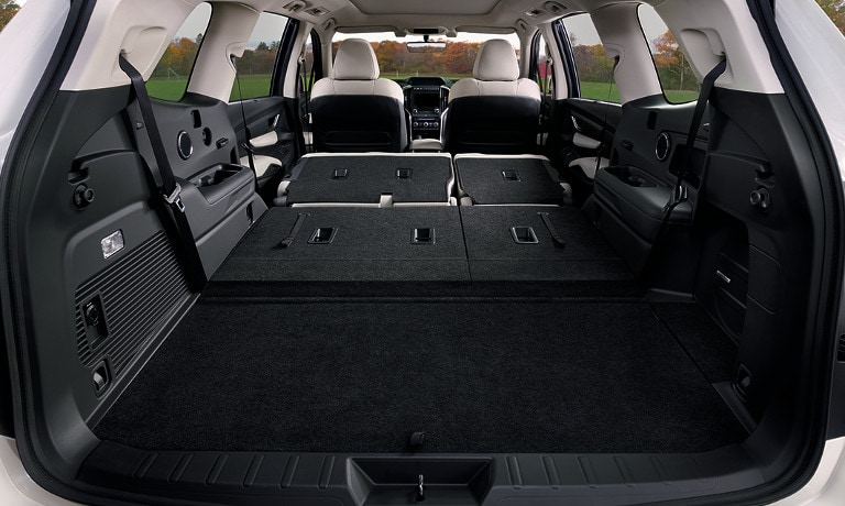 Subaru Ascent cargo