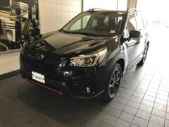 New 2019 Subaru Forester Sport SUV JF2SKAJC0KH517533 in Moline, IL