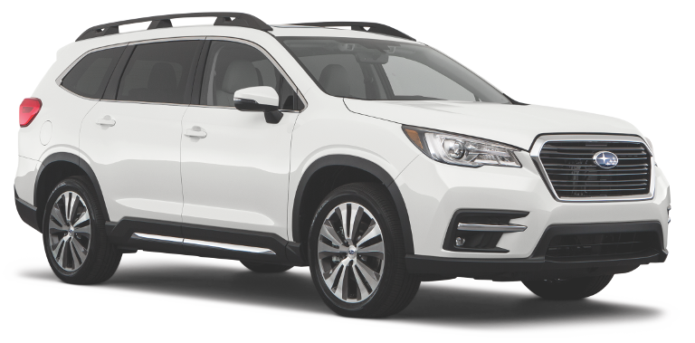 White 2020 Subaru Ascent Limited