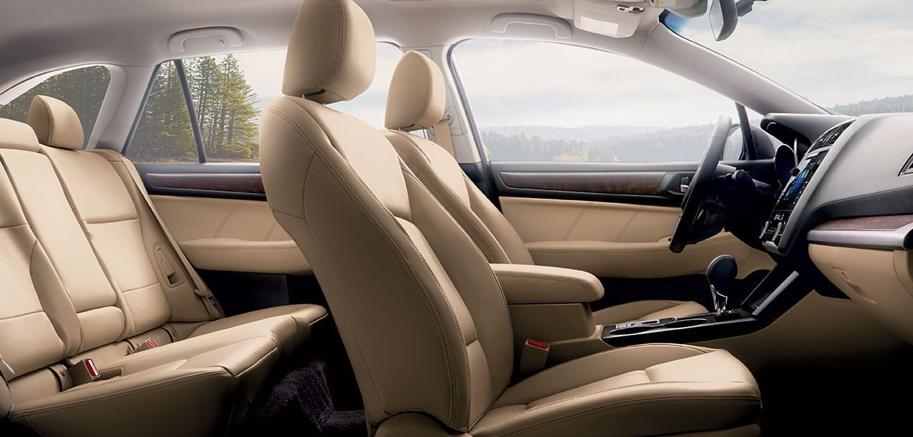 2019 Subaru Outback Vs Honda Cr V Safety Performance Interior