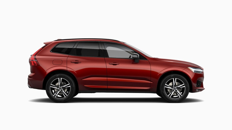 2020 Volvo XC60 R-Design Red