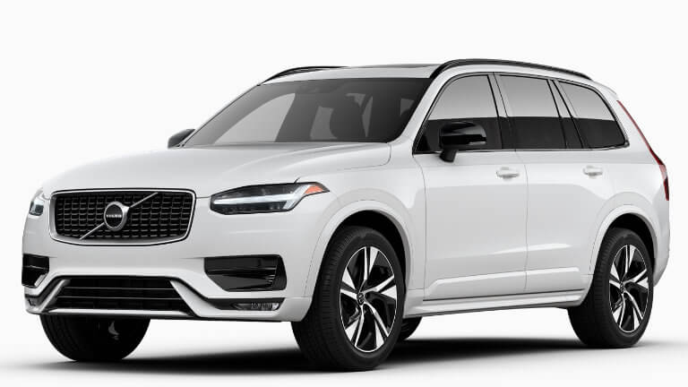 2020 Volvo X90 R-Design jelly bean