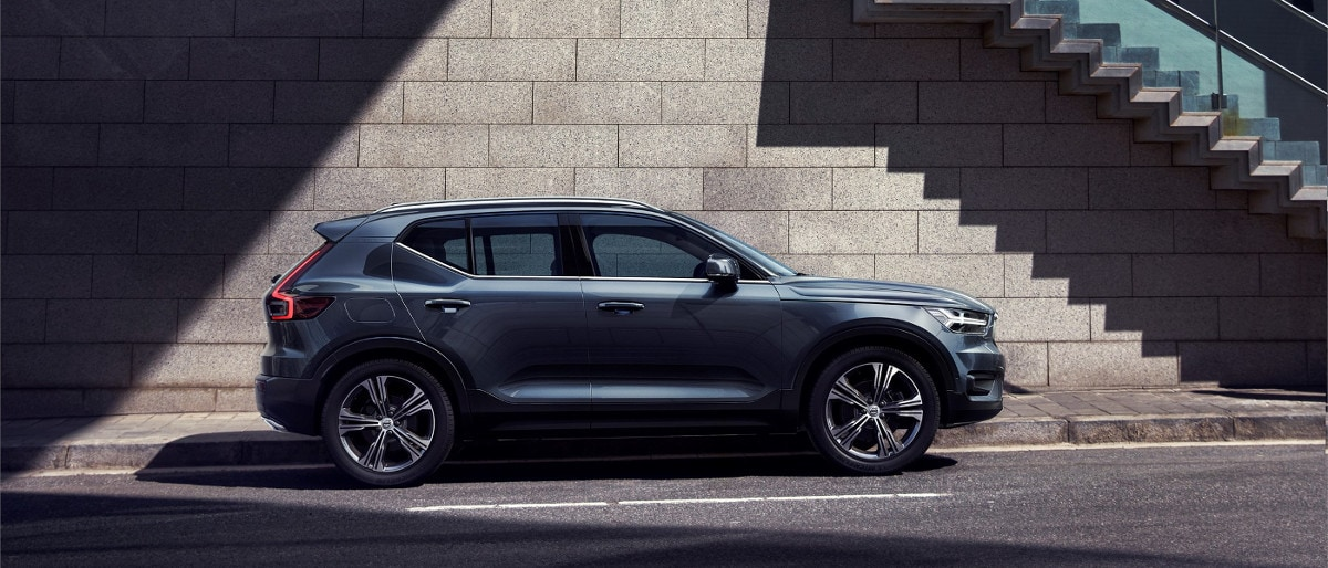 A 2020 Volvo XC60