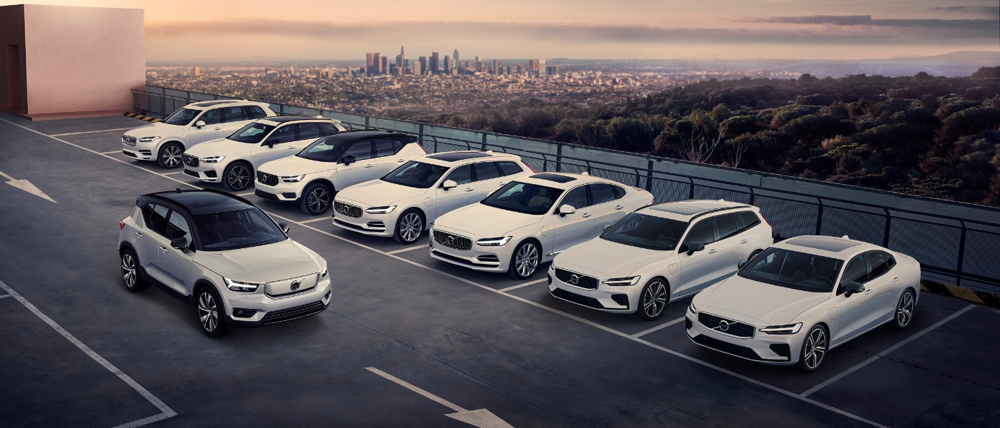 2020 Volvo Lineup
