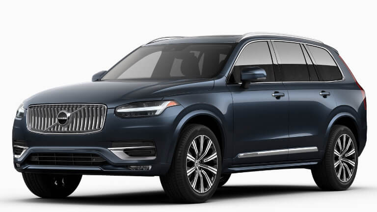 2020 Volvo X90 Inscription jelly bean